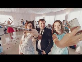Манекен челендж на свадьбе у Влада и Ани. Студия Отражение