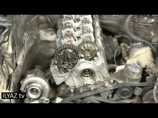 Mercedes-Benz CDI OM646 Engine Repair