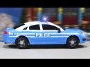 Мультики про Машинки Полицейская Машина Сборник Все Серии Подряд - Видео для дет