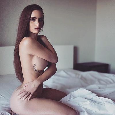Диана Шпак Голая