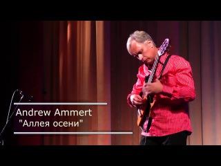 ANDREW AMMERT-Alley of Autumn.(Yamaha Silent Guitar 110N)