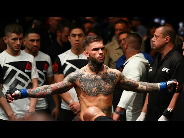 Cody Garbrandt VS Tj Dillashow full fight