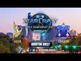 WCS Austin Ro4: Neeb (P) vs Major (T)