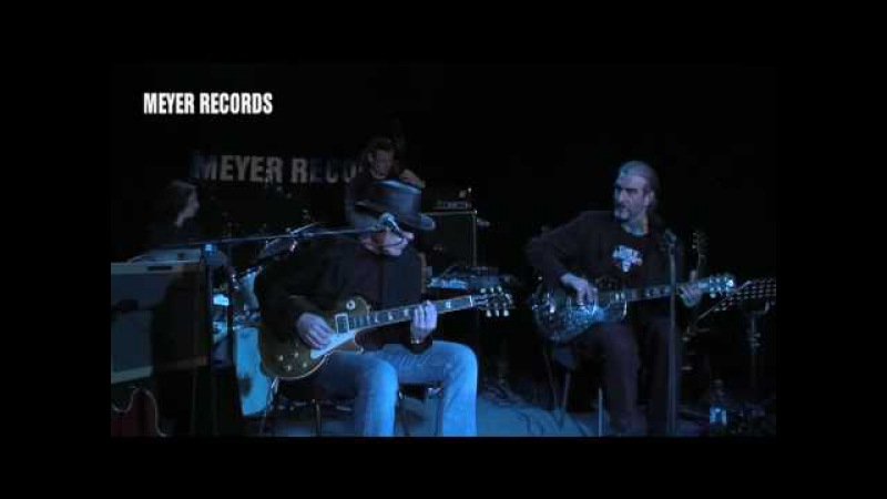 Richard Bargel LIVE w Major Heuser Band | Bad Bad Whiskey