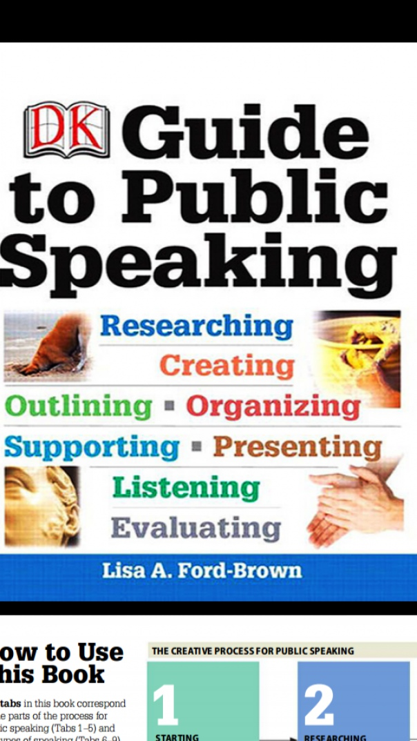 Guide to Public Speaking