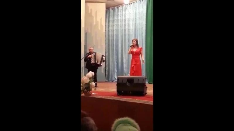 24.02.18 в ДК Елховое Озеро прошел 1-й сольный концерт Ильдара Насырова.. Спасибо огромное директору ДК, зрителям за теплый п