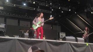 4K - Greta Van Fleet live at Carolina Rebellion - Charlotte Motor Speedway - Concord, NC 5/6/18