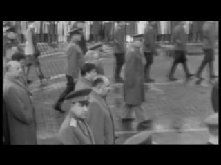 Виктор Абакумов, ранее неизвестная документальная кинохроника 1948 г.