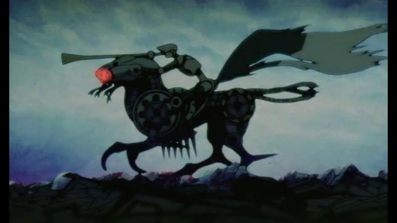 «Аниматрица» |2003| Режиссеры: Питер Чунг, Энди Джонс, Ёсиаки Кавадзири |