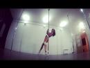 Pole dance exotic Nina Kozub