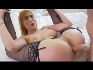 Lauren Phillips - My Anal Valentine (Anal, Red Head, Blowjob, Hardcore, Cowgirl, Doggystyle, Big Tits, Creampie, MILF)