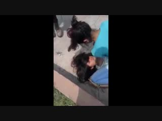 Indian girls fight laura vs naydelin