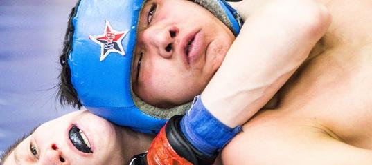 «Живые» фото с чемпионата Ульяновской области по MMA