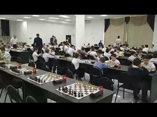 Открытое первенство шахматного клуба Перспектива