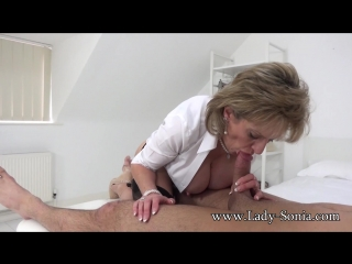 Lady sonia (shooting hard all over my big tits) milf, big tits, blowjob, tits job, 1080p]