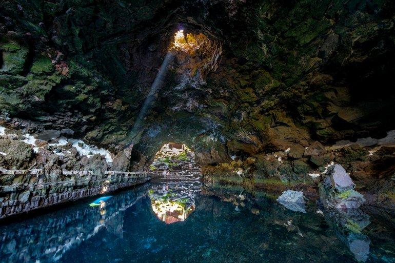 Пещера Куэва-де-Лос-Вердес, изображение №1
