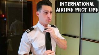 INTERNATIONAL AIRLINE PILOT LIFE | China - VLOG