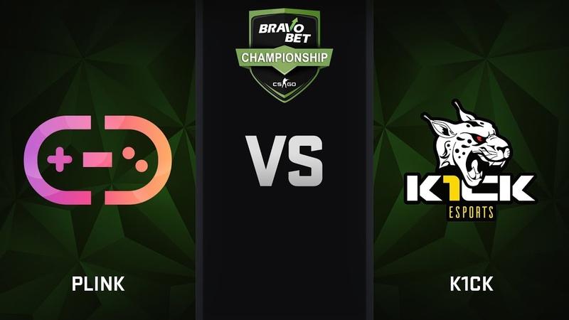 PLINK vs k1ck map 1 mirage BravoBet Cup