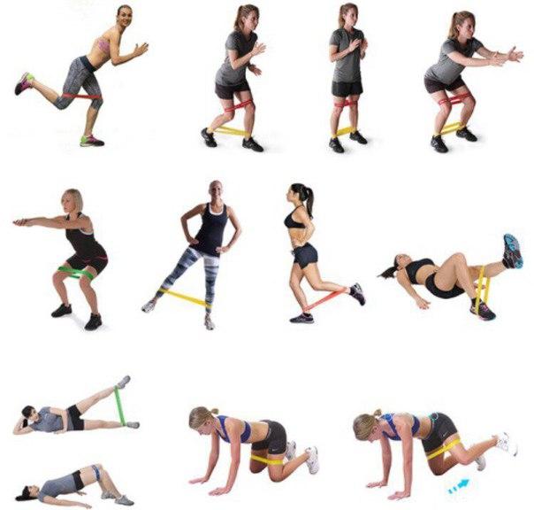 Комплекс упражнений чтобы сбросить лишний вес