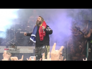 SOULFLY - Live At Rockstadt Extreme Fest 2016 ()