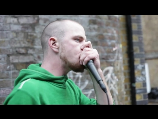 Heymoonshaker london part 2 (dave crowe beatbox dubstep session)