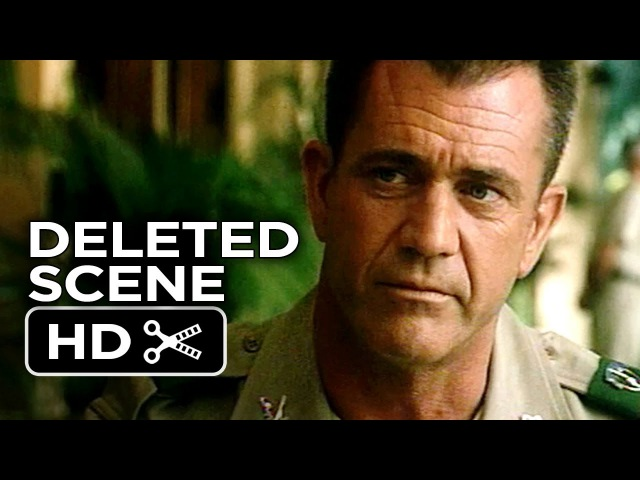 We Were Soldiers Deleted Scene A Letter From Behind the Lines 2002 Mel Gibson War Movie HD