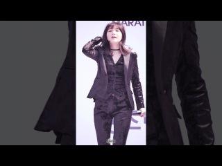 [Fancam] 170319 Hello Venus - Mysterious (Yeoreum  Focus) @ Seoul International Marathon