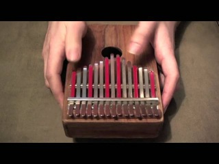 Majora's Mask - Stone Tower Temple - Kalimba and Guitar