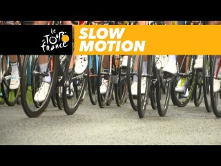 Summer Time on the Route - Slow Motion - Tour de France 2017