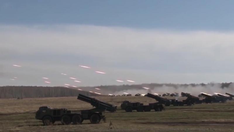 Минобороны показало, на что способна Армия России - впечатляющие кадры