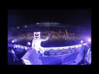 Marshmello,Skrillex & Martin Garrix live  Electric Daisy Carnival Las Vegas 2016