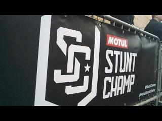 Имис2017. MOTUL Stunt Champ.Серега Андреев финал Борцовский клуб серия 1