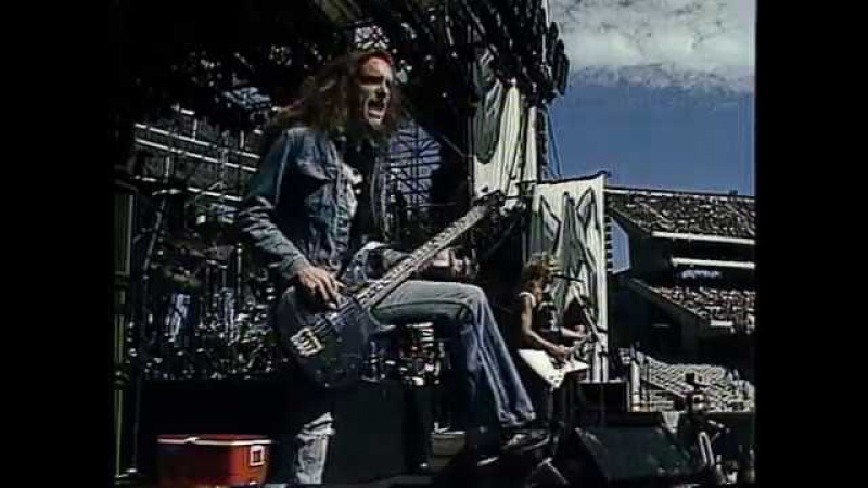 Metallica Live at Day On The Green Oakland CA USA 1985