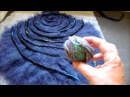 Tasche filzen [Tutorial]