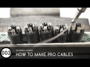 003 Soldering Tutorial - How to make pro grade cables!