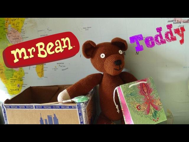 Zorinas tv открываю посылку удивительный мишка мистера Бина от Людмилы Измайлов