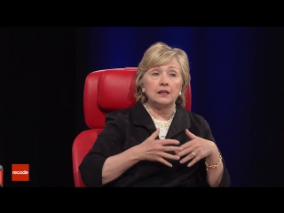 Full interview: Hillary Clinton, former U.S. Secretary of State l Code 2017