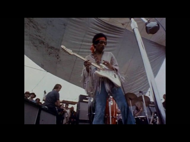 Jimi Hendrix - National Anthem U.S.A (Woodstock 1969)
