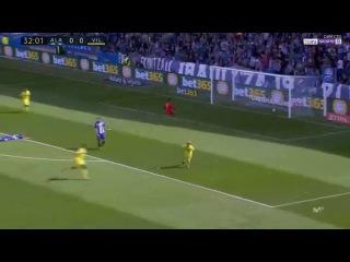 #Алавес - # Вильярреал 0-1