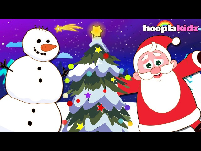 We Wish You A Merry Christmas Christmas Songs For Children by HooplaKidz