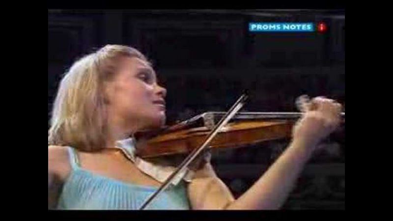 Leila Josefowicz Bruch 1st Violin Concerto part 3