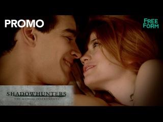 Shadowhunters | Season 2B Trailer: Love Triangle | Freeform