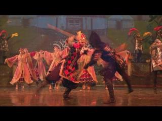 Ролик - the Great Silk Road