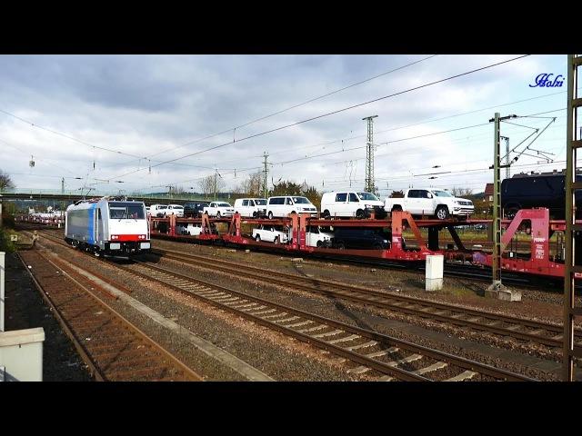 Vorabclip über ein Spezial vom Bahnhof Bebra in Nordhessen...........