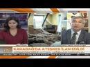 Kanal 24 Prof Mesut Hakkı Caşın Karabağ'da Ateşkes İlan Edildi