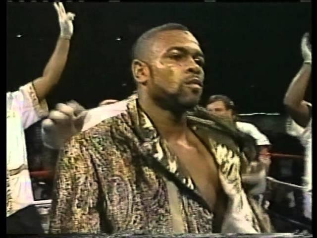 Roy Jones Jr vs Vinny Pazienza 24 6 1995 IBF World Super Middleweight Championship