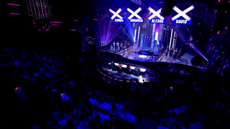 Asanda singing Beyonces If I Were A Boy _ Final 2013 _ Britains Got Talent 2013