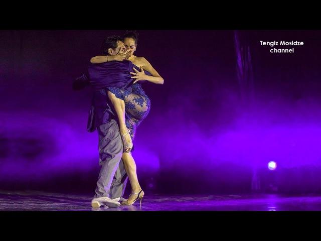 "Tango ""Apasionado"". Gaston Torelli and Mariana Dragone with ""Solo Tango Orquesta"". Танго. 2017"