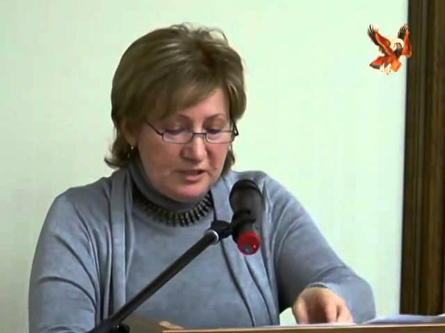 Галина Царёва. О сборе персональных данных