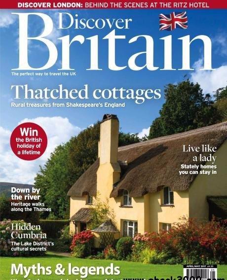 Discover Britain AprilMay 2017